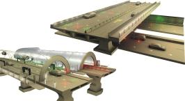 Túneis e Auto-Estradas